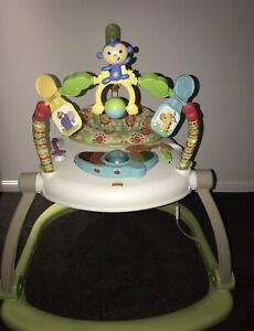 Fisher Price Jumperoo Activity Jumper / Baby Gym