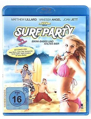 Blu-Ray • Surf Party - Bikini-Babes und Kaltes Bier #K4 gebraucht kaufen  Berlin