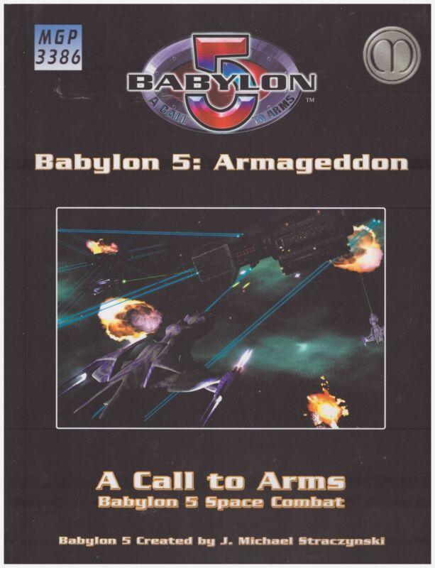 Babylon 5 Dice Sealed Set Of 6 Component Game System Sf Tv Miniatures, War Games