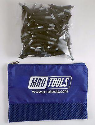 100 532 Cleco Sheet Metal Fasteners W Mesh Carry Bag K2s100-532