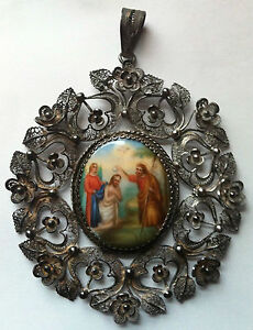 18th-19th century ANTIQUE GREEK/RUSSIAN ORTHODOX