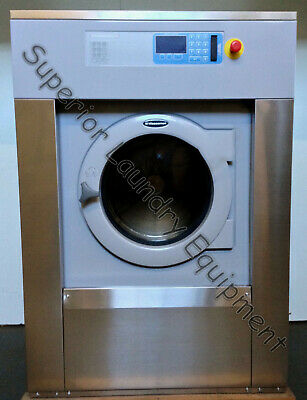 Wascomat Ex670cl 75lb Washer-extractor 350g 220v 1ph Opl Reconditioned