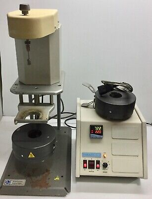 Parr 4592 Micro Reactor With 4843 Controller A2236hcee Heater