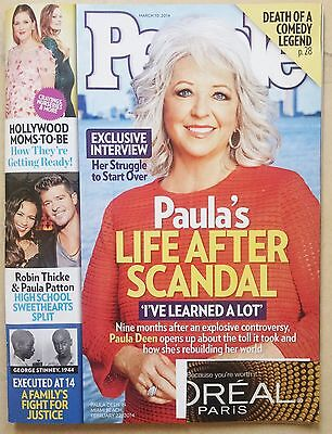 Paula Deen Robin Thicke Paula Patton Drew Barrymore Beyonce People Mar 10 2014