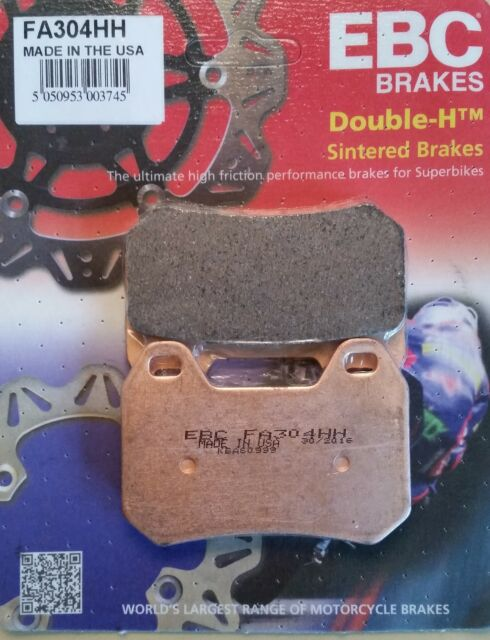EBC/FA304HH Sintered Brake Pads (Rear) - BMW K1200LT '97> & BMW R1200CL 02-04