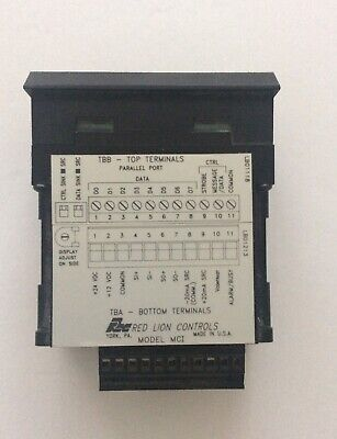 Red Lion Controls Mci4y11d
