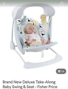 Fisher price BRAND NEW swing