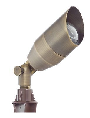 Westgate Landscape Light Directional Solid Brass Antique Bronze