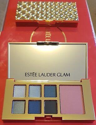 Bronze Pure Eye Shadow (Worth-£32 Estee Lauder Pure Color Envy Eye &cheek Palette NUDES shadow Bronzer.)