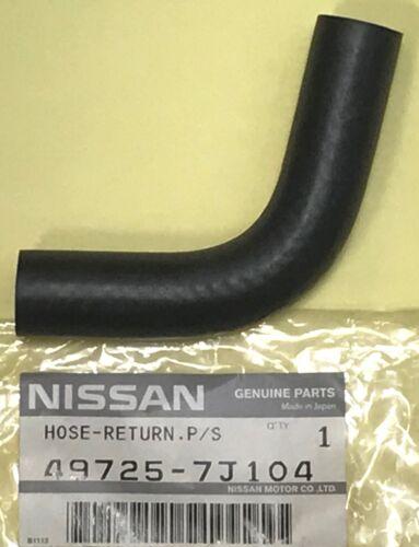 One New Infiniti Power Steering Return Hose To Reservoir 497257J104 for Infiniti