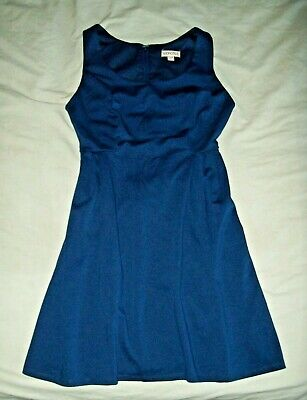 Nice Dress Up Clothes (MERONA Royal Blue Dress Size PXS Cute Sexy Casual or dress up)