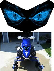 YAMAHA-SLED-SNOWMOBILE-FX-NYTRO-PHAZER-RS-RX-MAX-HEADLIGHT-DECAL-STICKER-11