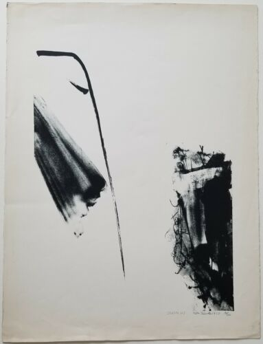 Source 8 by Toko Shinoda Lithograph Print Contemporary Japanese Art