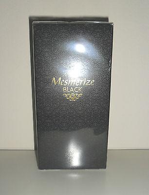AVON - MESMERIZE BLACK FOR HIM - EAU DE TOILETTE SPRAY -100ML