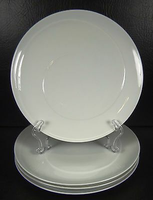 Dansk Imagine Studio Levien Set of 4 Salad Plates White Swirl Dansk Studio