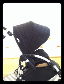Like new Bugaboo Bee 3 extendable hood/canopy- limited edition