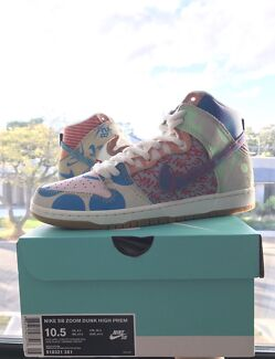 """nike dunk sb """"what the """""""
