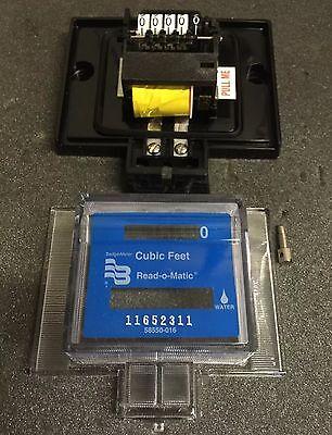Badger Water Meter Pulse Remote 58-1 Cubic Feet