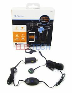 iSimple-ISBT52-BluStream-Bluetooth-Kit-Hands-free-for-Smartphones-Plug-Play