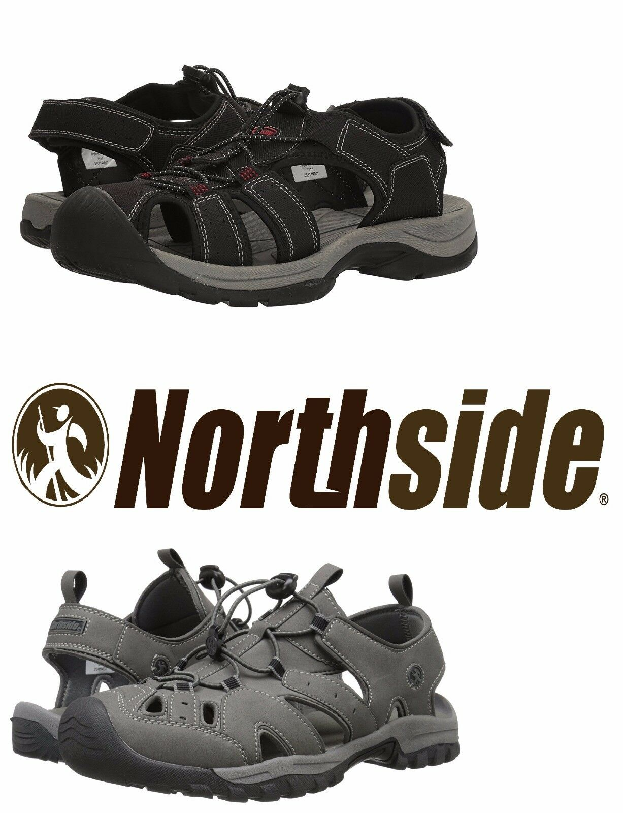 Northside Men's Sandals Burke II / Trinidad Water Sport Bung