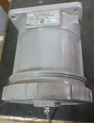 Russellstoll Ds1404frab Receptacle 100a