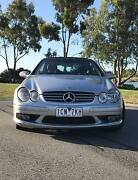 2003 Mercedes-Benz CLK320 Convertible Aspendale Gardens Kingston Area Preview
