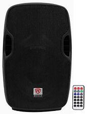 "Rockville BPA10 10"" Professional Powered Active 400w DJ PA Speaker w Bluetooth"