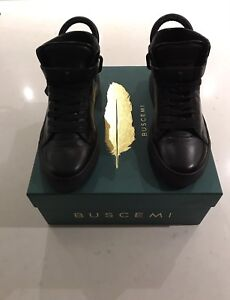 Authentic BUSCEMI 100MM HIGH TOP sneaker 6 (39)