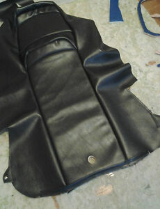 POLARIS XLT Touring 2 up 1994-2001 Custom Hand Made Snowmobile Seat Cover