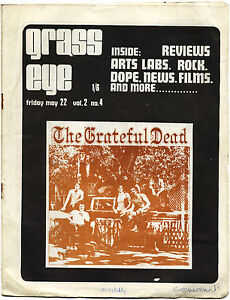 GRASS-EYE-Vol-2-No-4-Grateful-Dead-Let-It-Be-Beatles-1970-Oz-Era-magazine