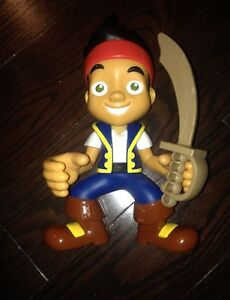 Jake and the Neverlands Pirates toy