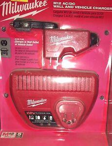 Milwaukee M12 12v charger