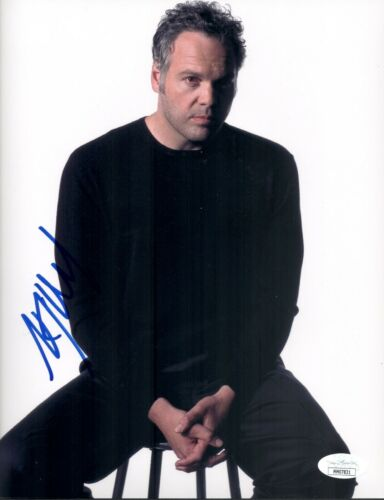 VINCENT D'ONOFRIO Signed LAW & ORDER CI 8x10 Photo Autograph JSA COA