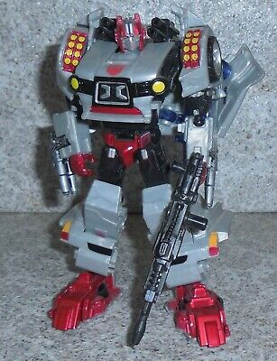 Transformers Generations CROSSCUT Complete 30th Anniversary Deluxe Custom