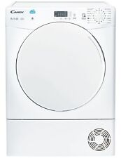 Candy CSV9LF Free Standing 9kg Vented Tumble Dryer - White.