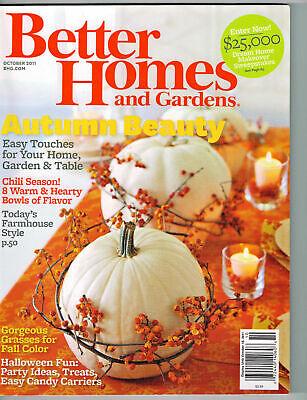 Better Homes & Gardens Magazine 2011 Halloween Decorating Trick or Treat Bags](Best Halloween Treat Bags)