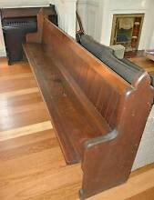 Church pew Mascot Rockdale Area Preview