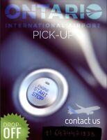 Cheap rides Toronto Pearson Airport pickup