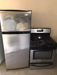 Can deliver Must Go: Fridge/GAS Stove
