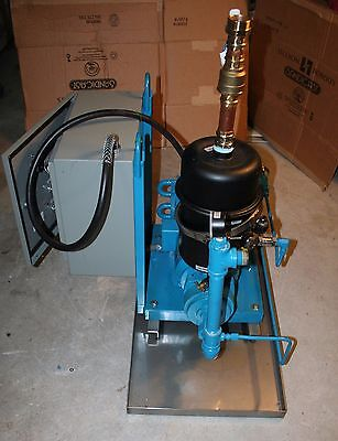 Tuthill Pump 36e663-345 8a 220v 3hp 3450 Rpm