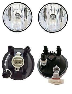 2 (A PAIR) FOG LIGHT LAMP FOR 07-16 COLORADO SILVERADO TAHOE SUBURBAN AVALANCHE