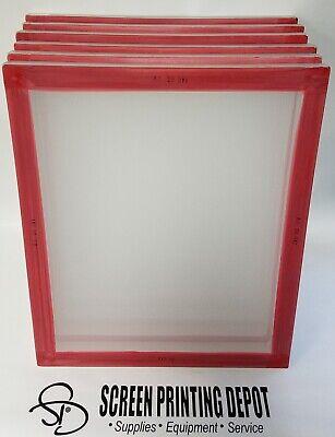 Screen Printing Frame 20 X 24 110-160 Mesh - High Tension 30 Newton- 6 Pack