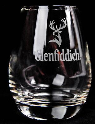 Glenfiddich Whisky, Das konische Whisky Tasting Glas, sehr edel