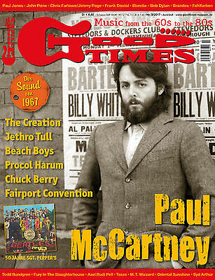 GoodTimes Music from the 60s to the 80s 3-2017 Paul McCartney Creation Chuck B.