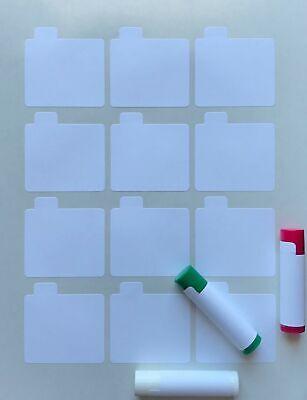 Lip Balm Labels, Chapstick Tube Labels, 120 Labels  Weatherp