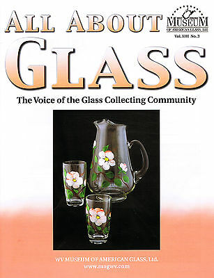 All About Glass 13-3: Washington Company-Opalescent Novelties-Viking Astra-More (Novelties Company)