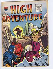 High Adventure #1 Decker Pub 1957