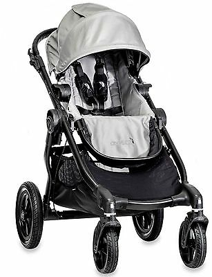 Baby Jogger City Select All Terrain Single Stroller Black Frame Silver NEW 2016