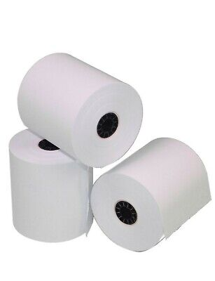 3-18 X 230 Thermal Pos Receipt Paper - 12 New Rolls  Free Shipping