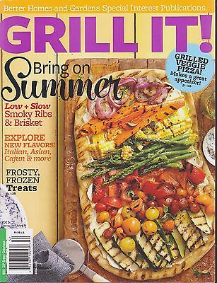 Better Homes & Gardens Special Issue: Grill It! (2015) FREE